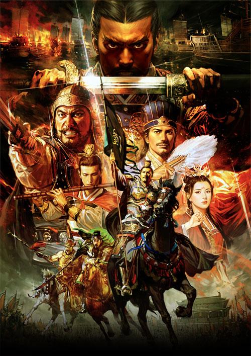 三國志13の発売日が2016年1月28日に延期