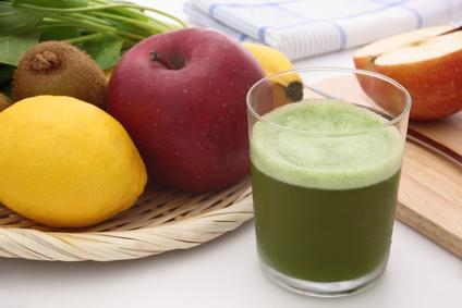 青汁で野菜不足を解消
