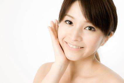 米の化粧品