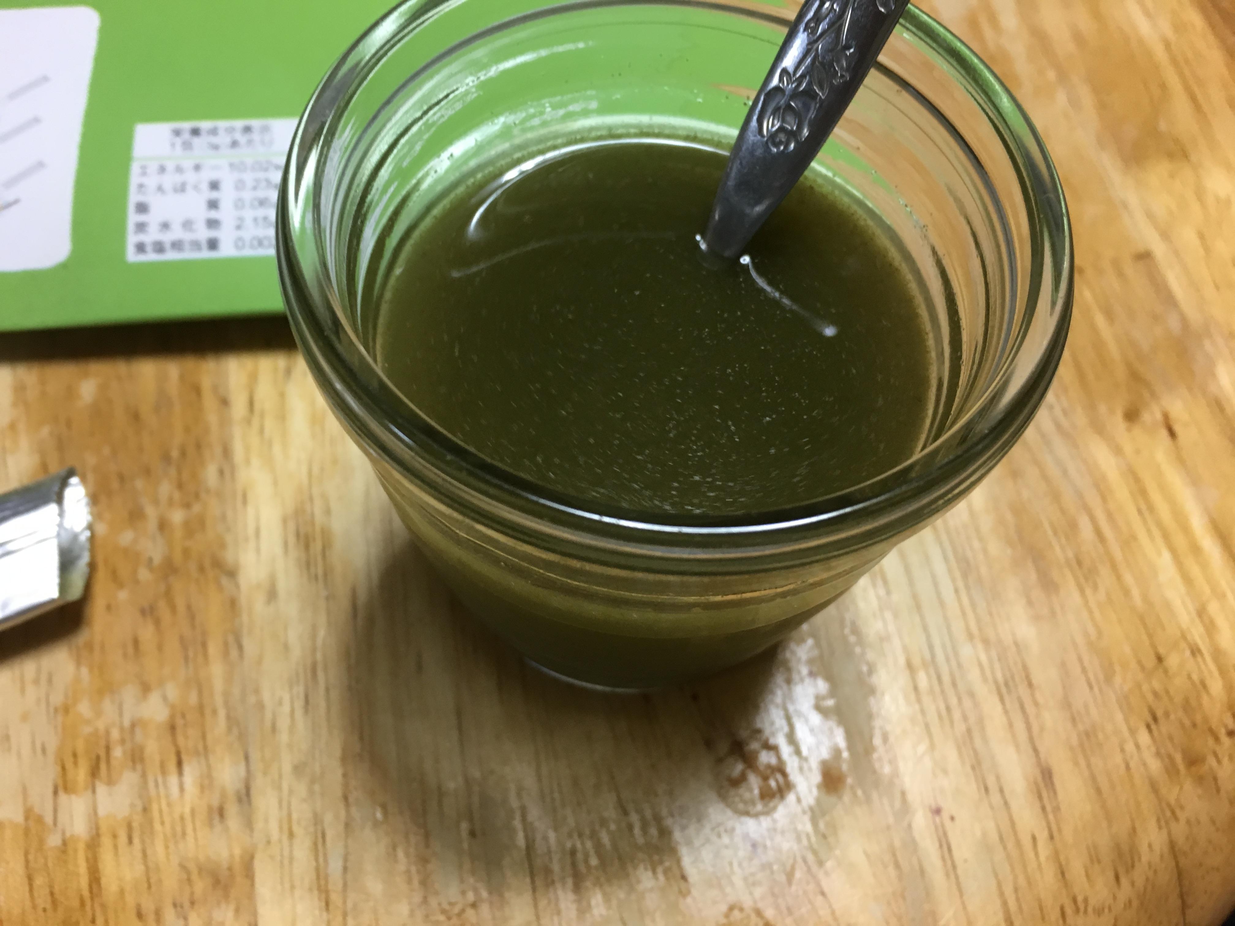 スイーツ青汁