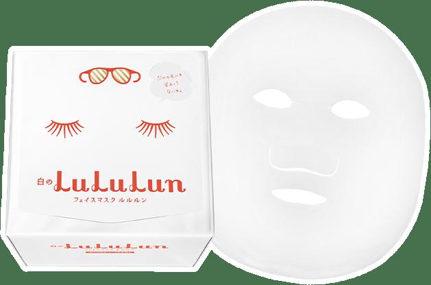 白のルルルン